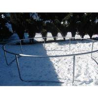 Rama, rurki, stelaż do trampoliny o śr. 13ft, 397cm, 4m. marki Brak