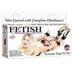 Ekstremalna uprząż zniewolenia - produkt z kategorii- Pozostała erotyka
