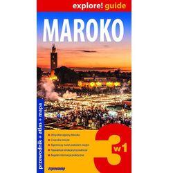 Maroko Przewodnik+atlas+mapa (ISBN 9788375464931)