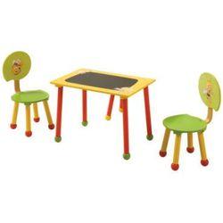 stolik i krzesełka pszczółka maja marki Roba