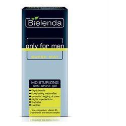 Only for men super mat żel nawilżający przeciw błyszczeniu 50ml marki Bielenda