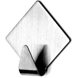 Haczyk łazienkowy BA-DE kwadratowy (3 szt.), 5907582170013