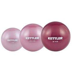 PIŁKA DO ĆWICZEŃ 1,5 Kg ŚREDNIA Kettler (piłka, skakanka) od sportfit