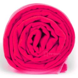 m szybkoschnący ręcznik treningowy - neon różowy marki Dr.bacty