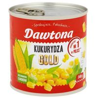 Kukurydza Gold 340 g Dawtona