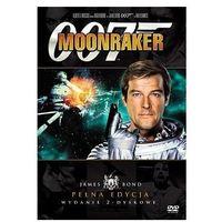 James Bond ekskluzywna edycja 2-płytowa: 007 Moonraker (DVD) - Lewis Gilbert