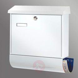 Popularna skrzynka na listy SET VARIO biała (4003482314203)