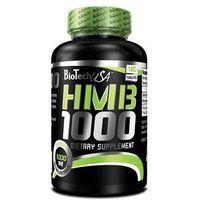 BIOTECH USA HMB 1000 180 tabl. Przyrost mięśni 216673