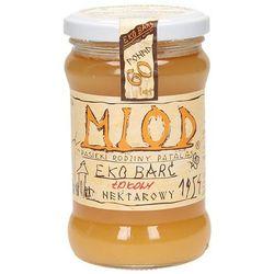 Miód łąkowy BIO 380g - Eko Barć z kategorii Miody