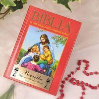 Specially4u Biblia- pamiątka komunii świętej