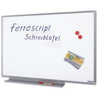 Tablica suchościeralna Ferroscript dual1500x1200mm, MAGN1242600