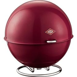 Wesco - pojemnik na pieczywo superball - bordowy