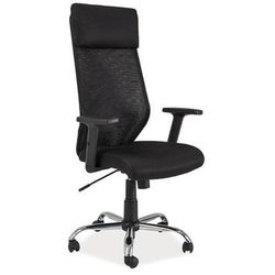 Signal meble Fotel q-211 czarny