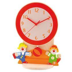 Zegar wahadłowy z podstawką marki Sevi