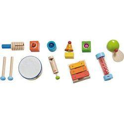 Duży zestaw instrumentów muzycznych marki Haba