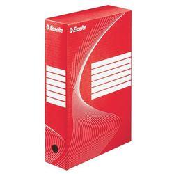 Esselte Pudło arch. 80mm, 128412 czerwone
