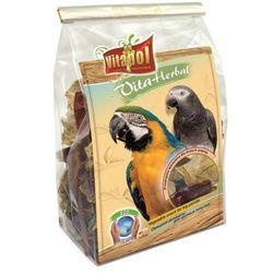 pokarm pełnowartościowy dla dużych papug 800g wyprodukowany przez Vitapol