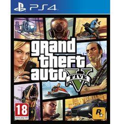 Gra GTA 5 z kategorii: gry PS4