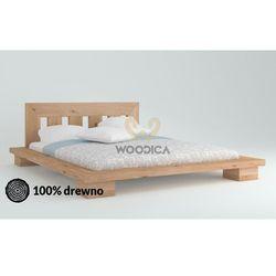 Łóżko dębowe Cerasus 03 160x200