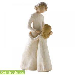 Mama i córka mother and daughter 26021 susan lordi figurka ozdoba świąteczna marki Willow tree