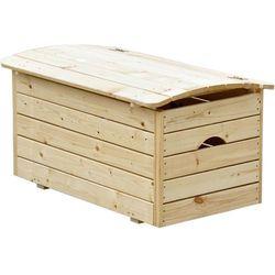 drewniana skrzynia na zabawki marki Cubs
