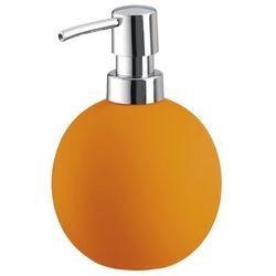 dozownik do mydła energy, pomarańczowy od producenta Kleine wolke