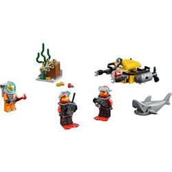 City Podwodny świat zestaw startowy 60091 marki Lego z kategorii: klocki dla dzieci