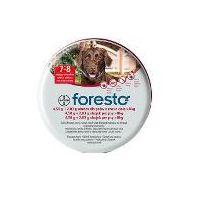 Bayer Foresto Obroża dla psów o masie ciała powyżej 8kg (dł.70cm), kup u jednego z partnerów
