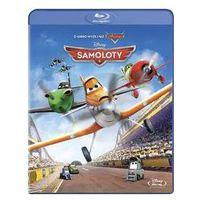 Samoloty (Blu-ray)