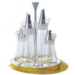 Przyprawnik BUGATTI Glamour GL6U-02150 Żółty - produkt z kategorii- Pojemniki na przyprawy