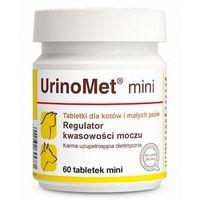 Dolfos UrinoMet Mini dla psów i kotów 60 tabletek
