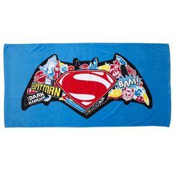 BATMAN SUPERMAN RĘCZNIK 140x70 cm