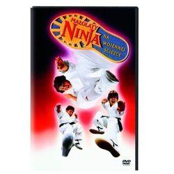 Małolaty Ninja na wojennej ścieżce (DVD) - Simon S. Sheen, kup u jednego z partnerów