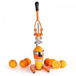 oneConcept EcoJuicer XXLręczna wyciskarka soku pomarańczowa