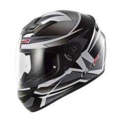 KASK MOTOCYKLOWY  FF352 ROOKIE Gamma Black TITANIUM, marki LS2 do zakupu w LS2.sklep