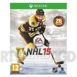 NHL 15, gra Xbox One