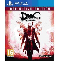 Devil May Cry Definitive Edition z kategorii [gry PS4]