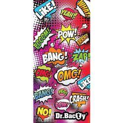 Dr.bacty xl boom szybkoschnący ręcznik treningowy - boom