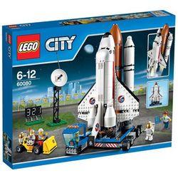 Zabawka Lego City Port Kosmiczny 60080 z kategorii [klocki dla dzieci]