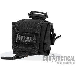 Torba zwijana Maxpedition 0207B Mini Rollypoly Black, 0207B