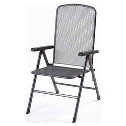 Happy Green krzesło ogrodowe składane SUTTON 58 x 64 x 108 cm (8591022468401)