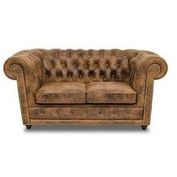 Kare Design Sofa Oxford IV ekoskóra - 43740 - sprawdź w wybranym sklepie