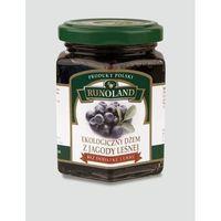 Dżem z jagody leśnej bez cukru BIO 200g - Runoland - sprawdź w wybranym sklepie