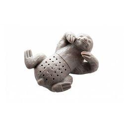 Sitko do herbaty zaparzacz silikonowy leniwiec marki Home