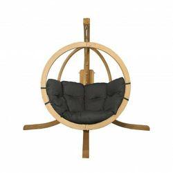 Drewniany fotel wiszący do ogrodu MASO / 1 osobowy, 8714020002136