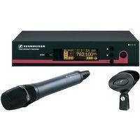 Mikrofon bezprzewodowy Sennheiser ew 145 G3-1G8, zestaw z odbiornikiem