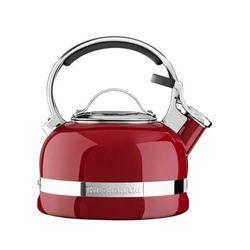 Kitchenaid - czajnik nieelektryczny 1,9 l kolor: czerwony