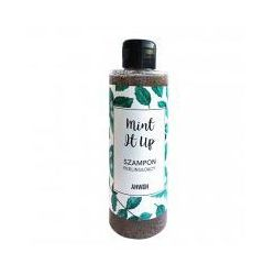 Anwen Mint It Up, szampon peelingujący, 200ml