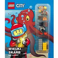 Lego City Wielki skarb - Ace Landers, praca zbiorowa