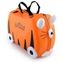 Trunki, Tygrysek Tipu, jeżdżąca walizeczka, towar z kategorii: Walizeczki